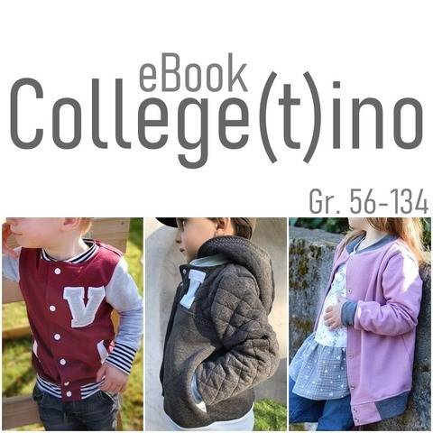 College(t)ino / College-Jacke / Anleitung + Schnittmuster