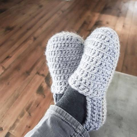 037 - Comfy slippers at Makerist