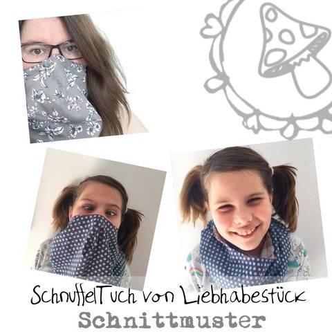 SchnuffelTuch, eine Alternative zur Behelfsmaske
