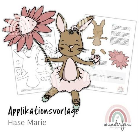 Applikation Hase Marie