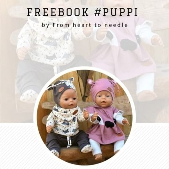 FreEBook Puppi bei Makerist - Bild 1