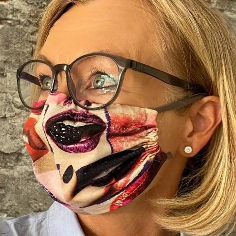 Die Maske von BeeKiddi - FreeBook bei Makerist