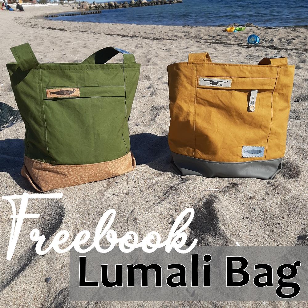 Lumali Bag Shopper Tasche in 3 Größen