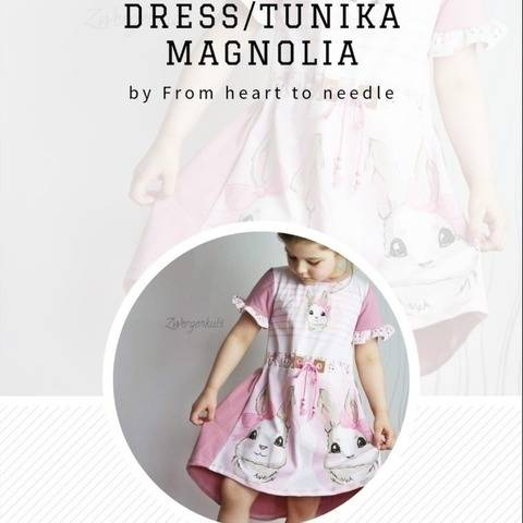 Dress/Tunika Magnolia