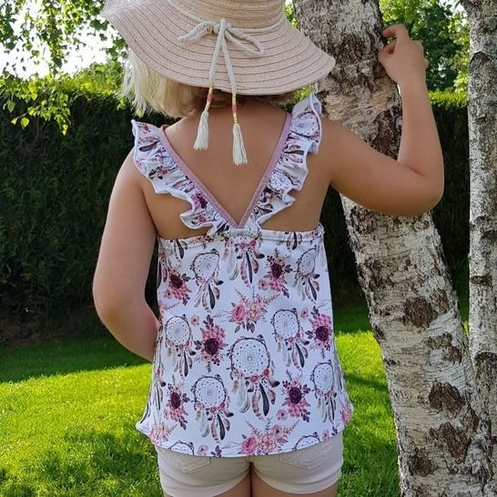"""Top enfant """"Lya"""" du 2 ans au 12 ans - Débutant chez Makerist - Image 1"""