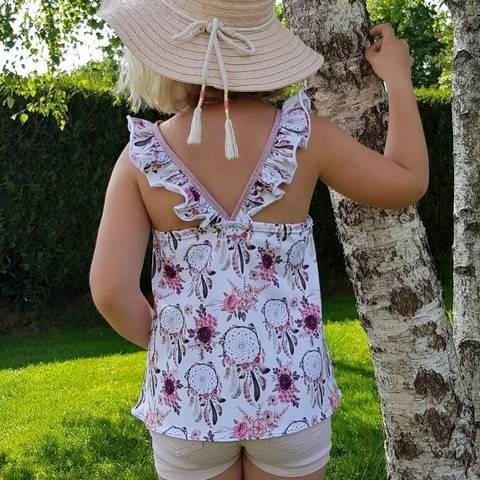 """Top enfant """"Lya"""" du 2 ans au 12 ans - Débutant"""
