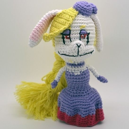 Amigurumi Harriet Broodal, Super Mario Odyssey at Makerist - Image 1
