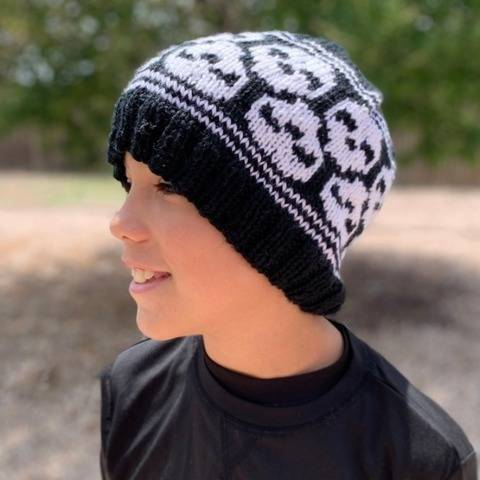 Skully Skull Cap at Makerist
