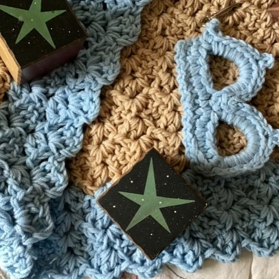 The Baby Beau Blanket  at Makerist - Image 1