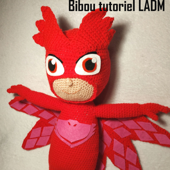 Tutoriel Bibou les pyjamasques PDF LADM