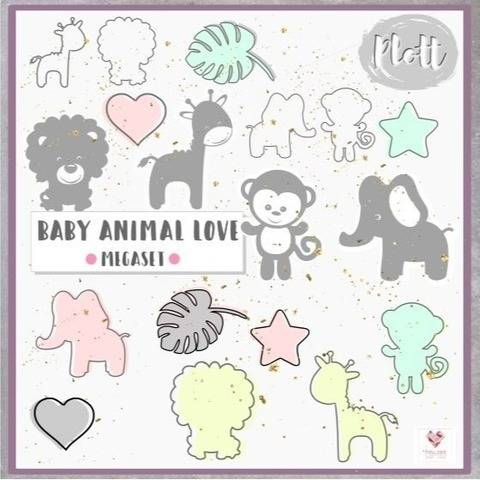 Plottdesign - Baby Animal Love
