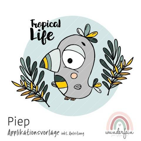 Applikation Tukan Piep