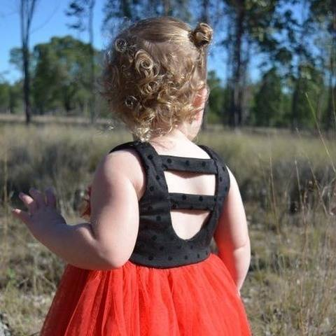 Always Summer Dress and Tunic Knit - Sizes 2T -8Y, 10 & 12Y at Makerist