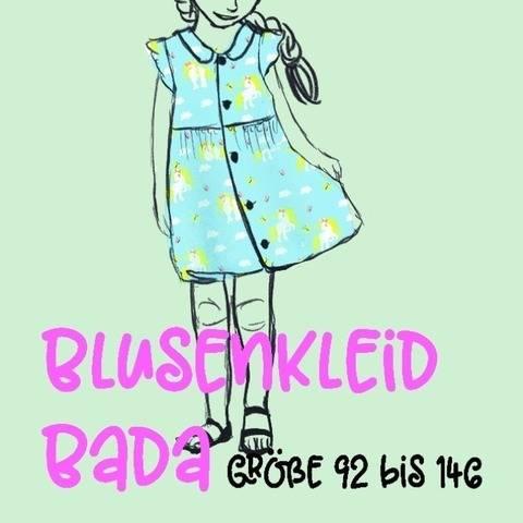 Kinder Blusenkleid Bada