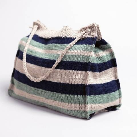Portside Bag Knit Pattern at Makerist