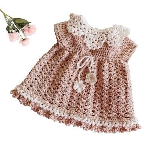 Little Angel Baby Dress