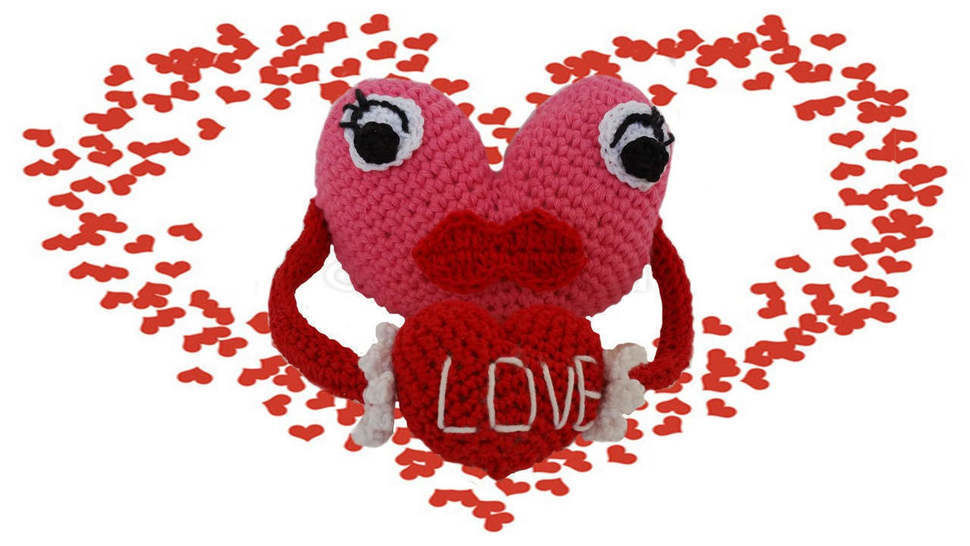 Häkelanleitung Heart to Heart No.1 bei Makerist - Bild 1