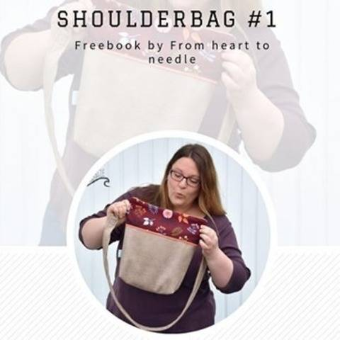 Freebook Shoulderbag/Bagpack #1