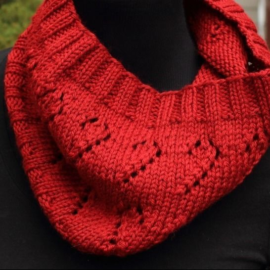 Candy Cane Cowl at Makerist - Image 1