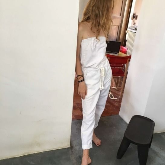 Sunny Day Jumpsuit A  at Makerist - Image 1
