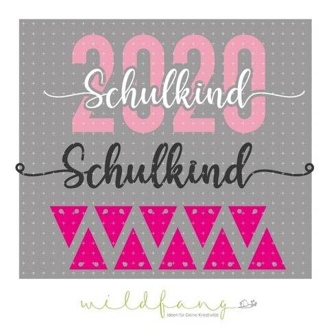 Plotterdatei - Schulkind 2020