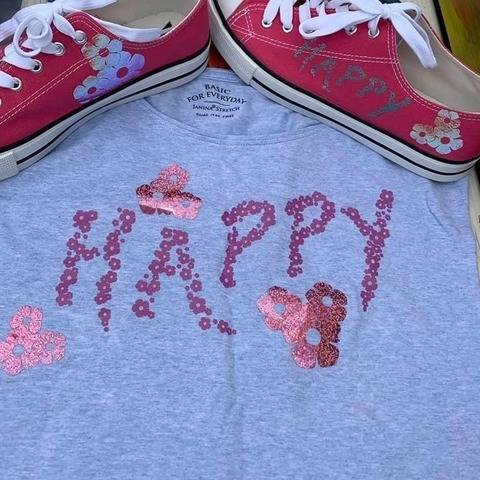"Plottdatei ""Happy"""