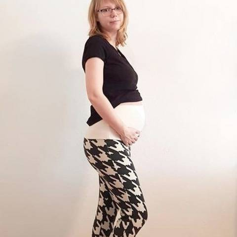 "ebook ""Anne"" - Maternity Legging PDF Pattern - EU 34-56"