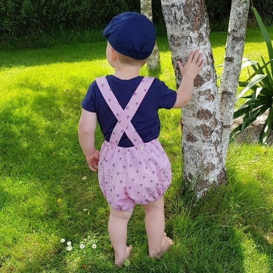 """Bloomer Bébé """"Loévann"""" du 1 mois au 36 mois chez Makerist - Image 1"""