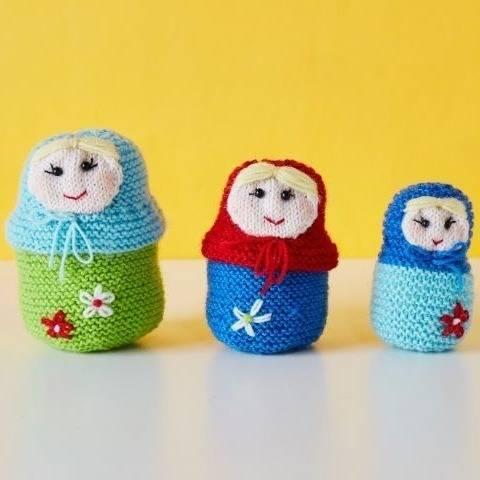 Matryoshka Trio