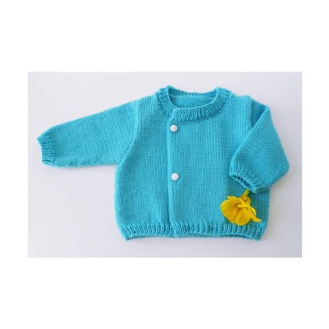 Lagoon baby jacket