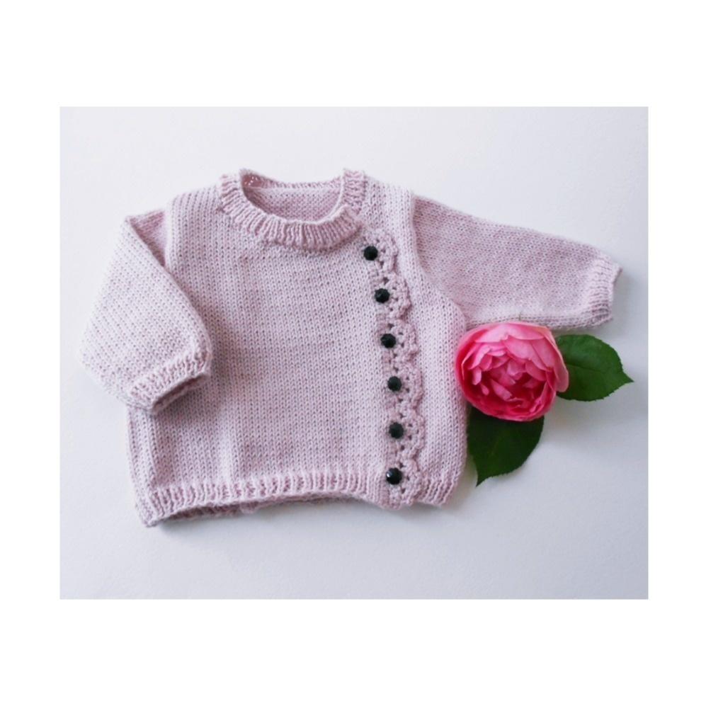 Eglantine baby jacket
