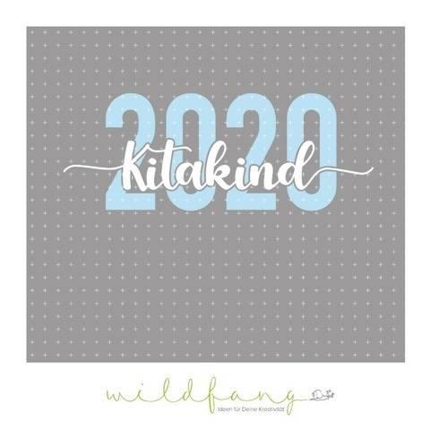 Plotterdatei - Kitakind 2020