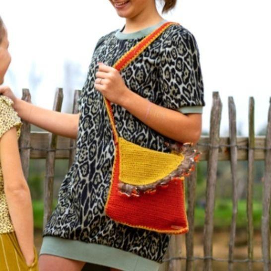 Tasche Camilla Häkelmodell + Anleitung bei Makerist - Bild 1