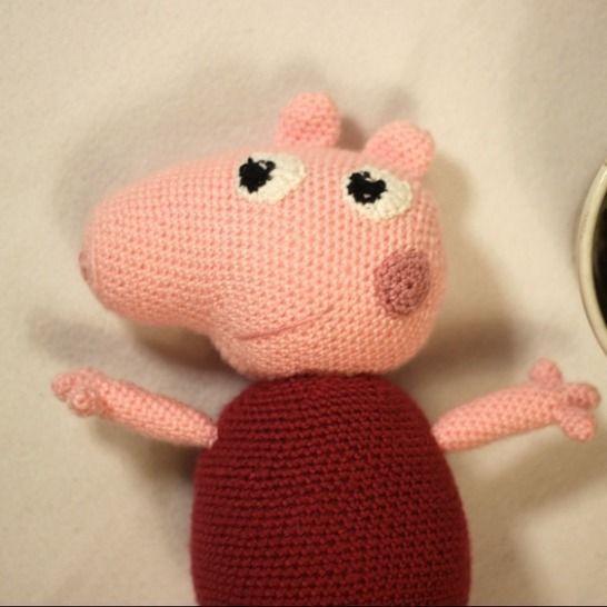 Crochet Pattern - Amigurumi Pig & Parents  at Makerist - Image 1