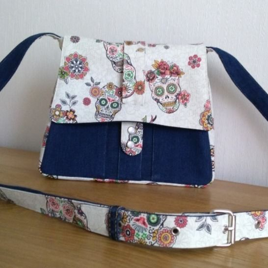 Women handbag OHIO Sewing Pattern PDF at Makerist - Image 1