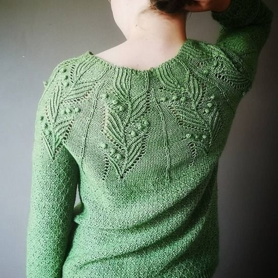 Bloom Time Sweater - English at Makerist - Image 1