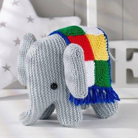Melly the Elephant