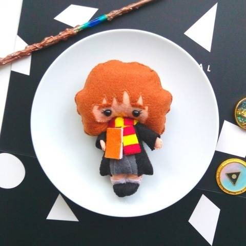 Hermione Granger Doll Pattern at Makerist