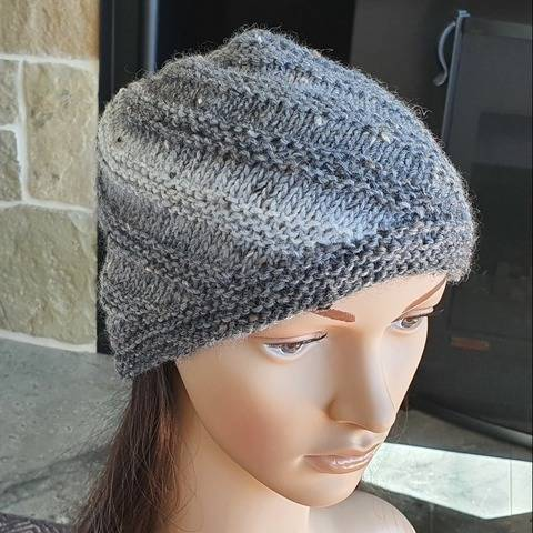 Mercy - family spiral beanie at Makerist