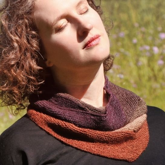 Viandar mini-skein cowl  at Makerist - Image 1