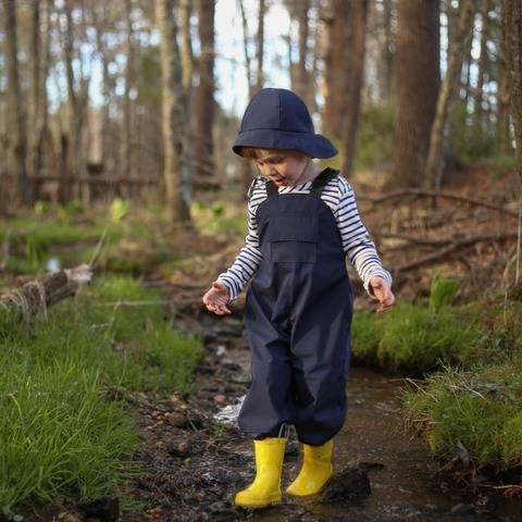 Rainhaven Overalls - Children - PDF Pattern