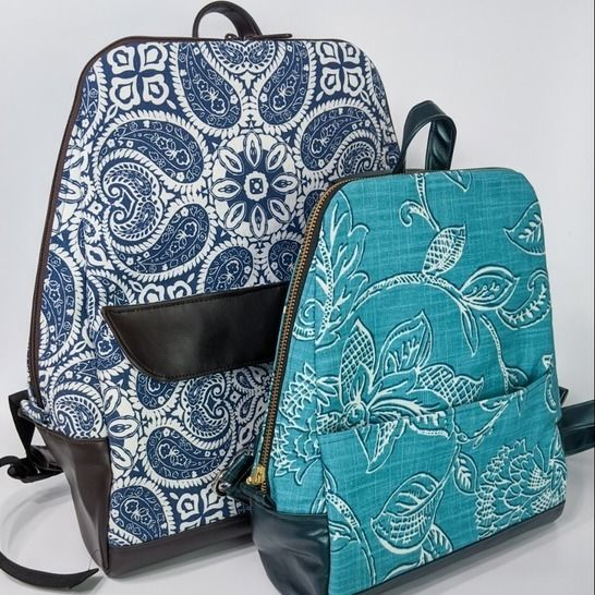 Odyssey Convertible Backpack Pattern at Makerist - Image 1