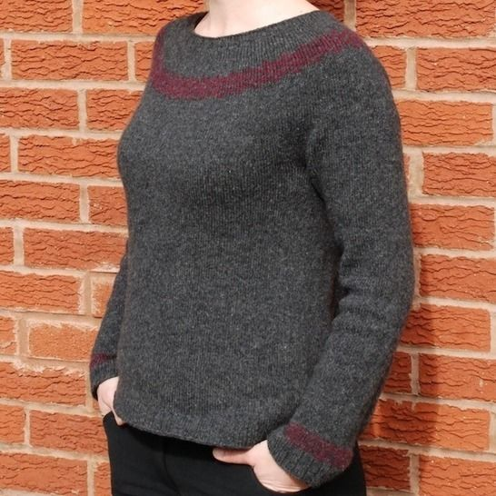 Turdus sweater chez Makerist - Image 1
