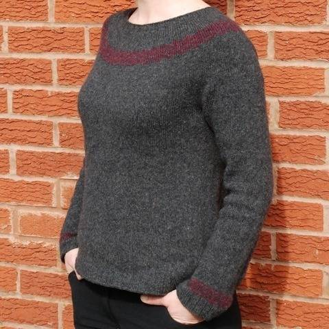 Turdus Sweater at Makerist