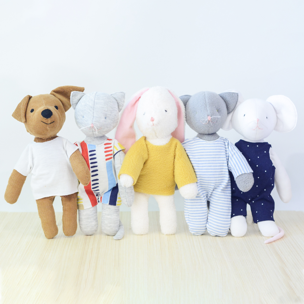clothes for stuffed animals