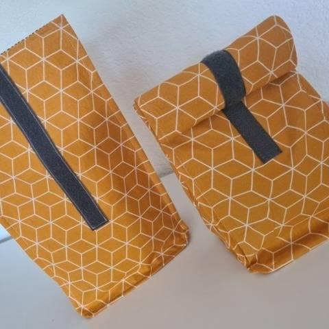 Nähanleitung Lunchbag für 2 Größen  bei Makerist