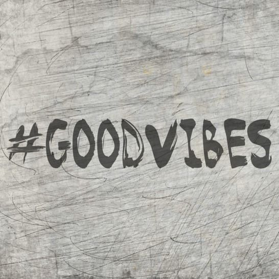 *#goodvibes* Plotterdatei  bei Makerist - Bild 1