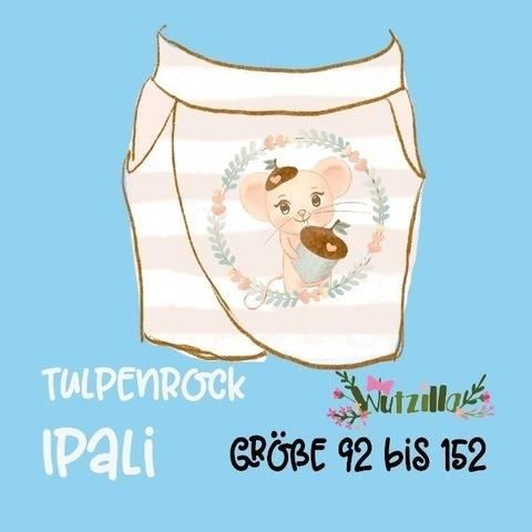 Kinder Tulpenrock Ipali Gr. 92 bis 152
