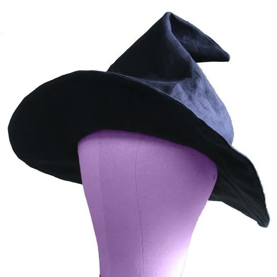 PDF Witch/ Wizard Hat Sewing Pattern - Toddler - Adult at Makerist - Image 1