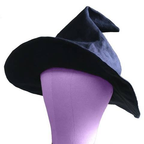 PDF Witch/ Wizard Hat Sewing Pattern - Toddler - Adult at Makerist